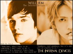 The Infernal Devices  Love