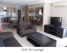 Amanche Holiday Flats in Amanzimtoti on the KZN South Coast, 3 bed holiday units just 2 minute walk to the beach. Communal braai area and secure parking. Kwazulu Natal, Sofa, Couch, The Unit, Flats, Bed, Holiday, Furniture, Home Decor