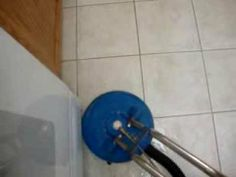 Tile and Grout Cleaning - Ceramic Tile Floor.  i will be doing this soon!!!