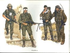 military uniform illustrations | idf military uniform 31 by guy191184 on DeviantArt