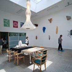 Dwell on Design 2013 Exclusive House Tour: Garten + Reid Residence - Design Milk #dod2013 #dwellondesign
