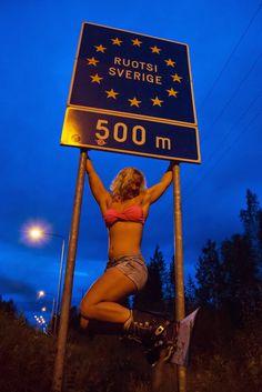 Fitness From The North: Viikko mun tyylillä :)