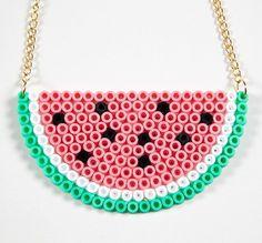 Jones Street Studios Watermelon Necklace
