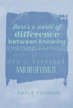 if i stay quotes gayle forman - Google Search