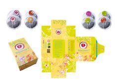 Organic T packaging design/illustration www. Packaging Design, Organic, Illustrations, Art, Art Background, Illustration, Kunst, Performing Arts, Design Packaging