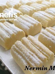 Hakiki Un Kurabiyesi – Nefis Yemek Tarifleri – Genuine Flour Cookies the the the No Flour Cookies, Biscuit Cookies, Pastry Recipes, Baking Recipes, Yummy Recipes, Cookie Desserts, Cookie Recipes, French Pastries, Cupcakes