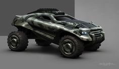 concept vehicles | xtreme car: Concept military vehicles by Sergey Kondratovich