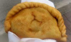 Pastechi bakijou (pastei met bakkeljauw / gezouten vis)