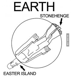 Inside The Earth. Mind F**k!