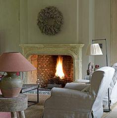 A Belgian living room
