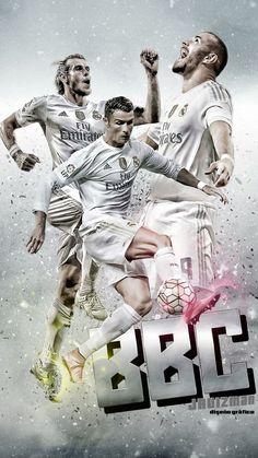 BBC Bale Benzema Cristiano Real Madrid