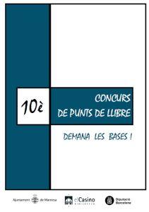 10è Concurs de Punts de Llibre 2017 a la Biblioteca del Casino de #Manresa Tech Companies, Bar Chart, Company Logo, Logos, Cover Pages, Logo
