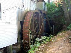 Suber's Corn Mill In Greer, South Carolina