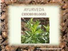Best #Ayurveda #herbs For #infertility NEW #MicroBlogs http://drsonicakrishan.blogspot.in/2016/03/best-ayurveda-herbs-for-infertility.html