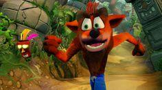 Crash Bandicoot N. Sane Trilogy / PlayStation 4 #CrashBandicoot  #Crash BandicootNSane #CrashBandicootTrilogy
