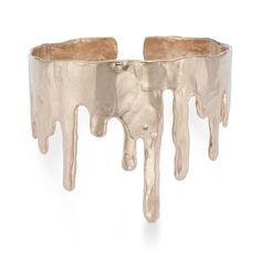 DEW OF DREAMS Upper armcuff / anklet, Rose Gold