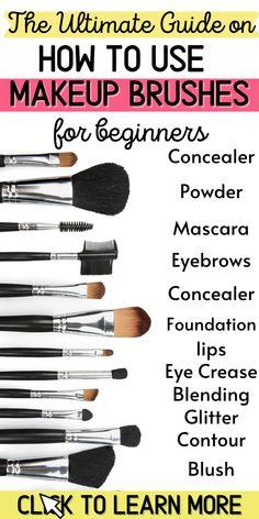 Makeup Essentials For Beginners, Basic Makeup For Beginners, Basic Makeup Kit, Makeup Products For Beginners, Beginner Makeup Kit, Makeup Kit Essentials, Makeup Basics, Basic Makeup Tutorial, Makeup Tutorial For Beginners