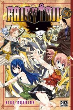 Découvrez Fairy Tail, Tome 56 de Hiro Mashima sur Booknode, la communauté du livre