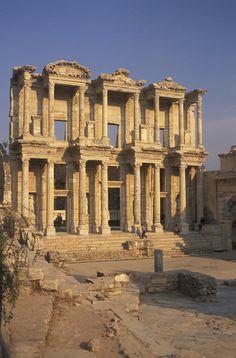 ✮ Library Of Celsius In  Ephesus, Turkey