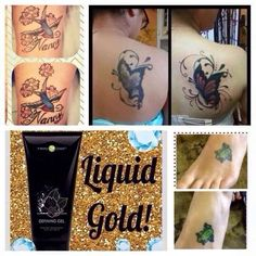 Defining Gel-brightens tattoos as well as minimizing cellulite and varicose veins. Tightens Tones & Firms the skin. It Works With Christina wrappingst.thomas@gmail.com www.christinagriffiths.itworks.com