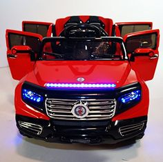 Stunning 2 seater Heavy Jeep Style Battery Operated Ride on Car with Music, Lights, Doors, and Remote Control Kids Ride On Toys, Toy Cars For Kids, Dango Peluche, Kids Power Wheels, Bmw Cars For Sale, Big Ride, Paw Patrol Toys, Baby Doll Accessories, Fantasias Halloween