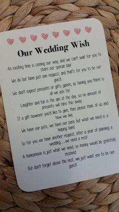 Image result for wedding insert poems