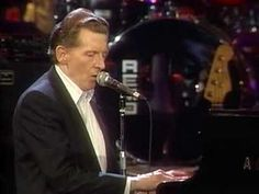 """Jerry Lee Lewis - Whole Lotta Shakin' Going On (From """"Legends of Rock 'n' Roll"""" DVD)http:/uvioo.com/video//m=duffy727"""