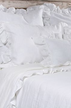 Shop a great selection of Charlie Duvet Cover Pom Pom At Home. Find new offer and Similar products for Charlie Duvet Cover Pom Pom At Home. Cream Bedding, White Bedding, Bedding Sets, White Bedspreads, Comforters, Cream Duvet Covers, Duvet Cover Sets, Pillow Covers, Linen Duvet