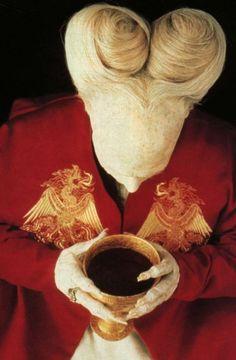 Gary Oldman in una sequenza di Dracula