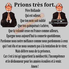 Prions très fort.....