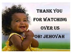 Oh Jehovah!