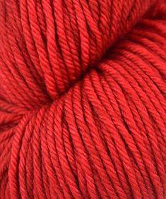 Malabrigo Rios Yarn 611 Ravelry Red