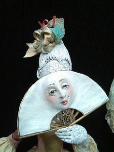 Art doll by Friedericy Figurative Art