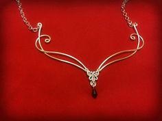 LOTR necklace Etsy