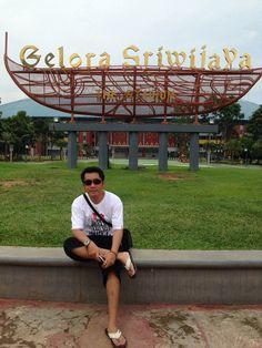 Stadion Gelora Sriwijaya - Palembang