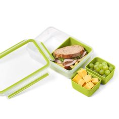 CLIP & GO Snackbox 1,2 Liter–EMSA