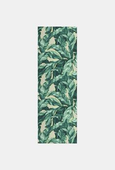 ALWAYS x ALWAYS: Palm leaf yoga mat