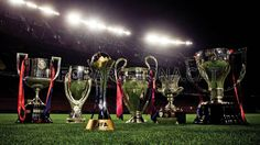 2009: Year with most official titles - The 6 cups #FCBarcelona #TeamRecords