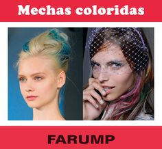 Você curte um estilo mais ousado? Saiba que as mechas coloridas no cabelo estão em alta!