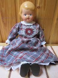 Finnish Martha doll - marttanukke