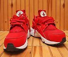2016 Nike Air Huarache Size 10.5 - University Red Berry White Black - 318429 604