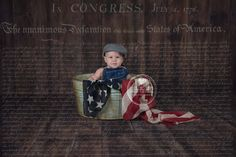 Baby Toddler Child Photography Prop DIGITAL by sweetpeapalace 4th Of July Photography, Photography Props Kids, Toddler Photography, Newborn Baby Photography, Newborn Photos, Baby Photos, Toddler Boy Photos, 4th Of July Pics, July Baby