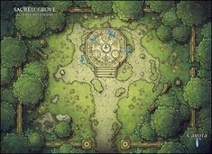 Home page for Caeora, the home of fantasy cartography, tokens, assets and articles! Dungeons And Dragons Homebrew, D&d Dungeons And Dragons, Fantasy Map, Fantasy World, Zelda Map, Dnd World Map, Pathfinder Maps, Forest Map, Sacred Groves