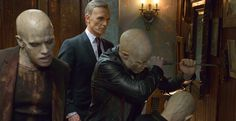 Richard Sammel The Strain Episode 12 'The Strain': This Is Not a Test I'm liking this show. It makes me yell at the tv, LOL. Next week is the season finale!