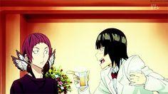 Eiji and Hiramaru - Bakuman