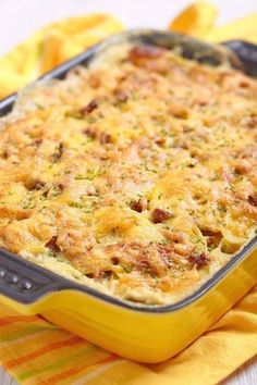 Old School Chicken and Rice Casserole – Delicious recipes to cook with family and friends.