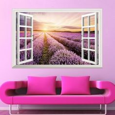 SHARE & Get it FREE | Sweet Rural Sunrise Design 3D Wall Sticker For Home DecorFor Fashion Lovers only:80,000+ Items • New Arrivals Daily • Affordable Casual to Chic for Every Occasion Join Sammydress: Get YOUR $50 NOW!