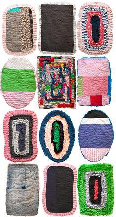 floor mats from sri lanka via  http://www.finelittleday.com/