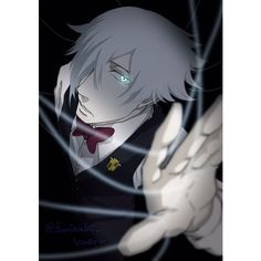 (615) Death Parade Anime--my favorite new anime! | Animanga locked |... ❤ liked on Polyvore featuring death parade