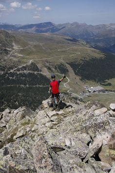 Ferratas a Andorra